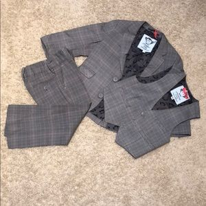 Appaman three piece suit